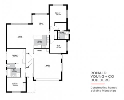 Verona – 3+ Bedroom 3